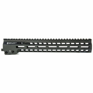 Geissele Automatics MK14 Super Modular Rail - Slim M-LOK Free Float Rail - AT3 Tactical