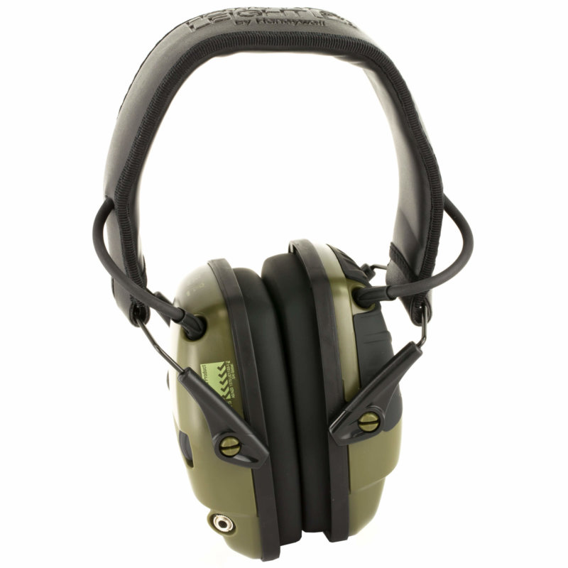 Howard Leight Impact Sport Electronic Noise Cancelling Earmuff - AT3 Tactical