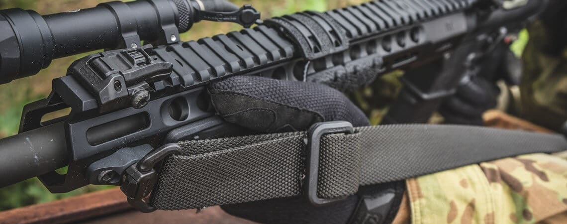 Picatinny Rail Covers by Magpul - 3 Pack