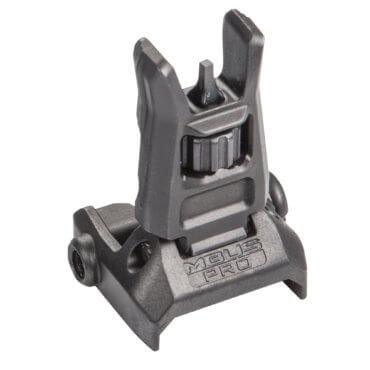Magpul MBUS PRO Front Back-Up Sight - Steel - MAG275