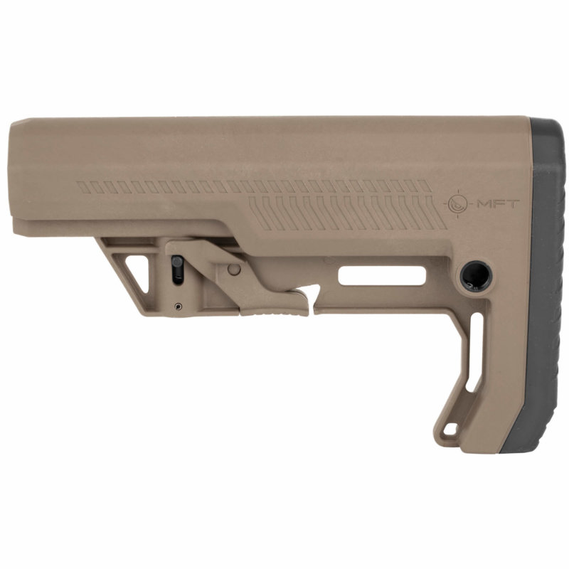 Mission First Tactical Extreme Duty Minimalist Stock - AT3 Tactical