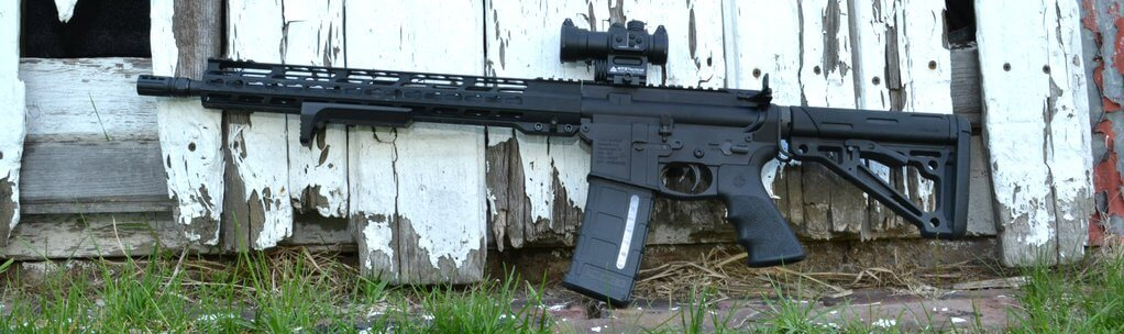 AT3™ PROMOD-K Keymod AR-15 Free Float Handguard