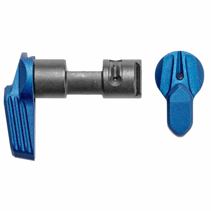 Radian Weapons Talon Ambidextrous Safety Selector - Anodized Blue - AT3 Tactical