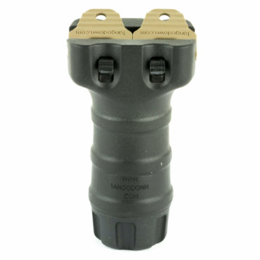TangoDown Short Vertical Grip for Picatinny Rails - AT3 Tactical