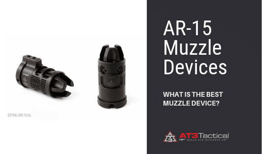 What is the Best Muzzle Device?