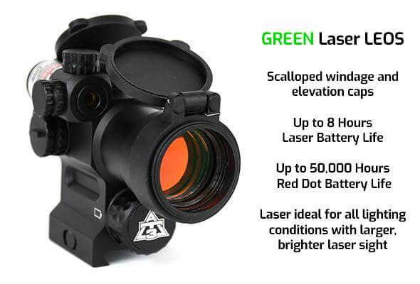 Green Laser LEOS