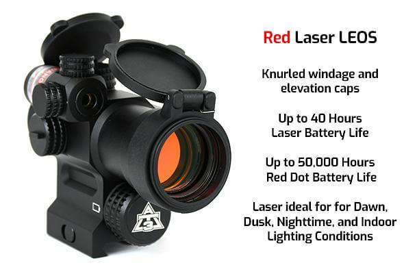 Red Laser LEOS