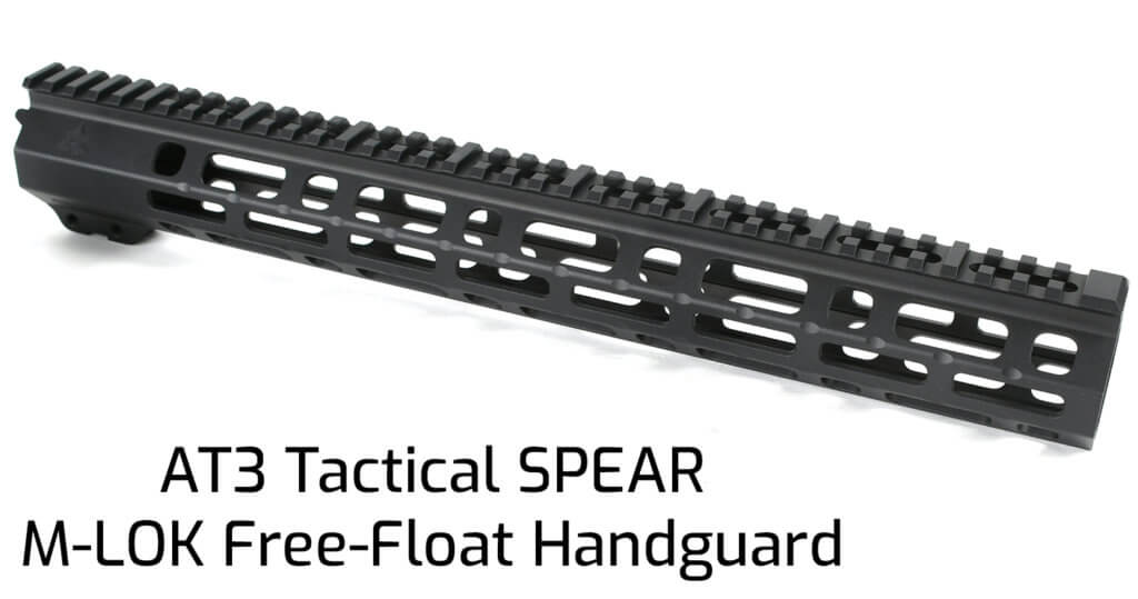 AT3 Tactical Spear M-LOK Handguard 15 Inch