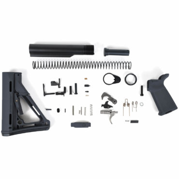 at3-tactical-lower-build-kit-enhanced-trigger-ctr-stock-moe-grip-stealth-grey