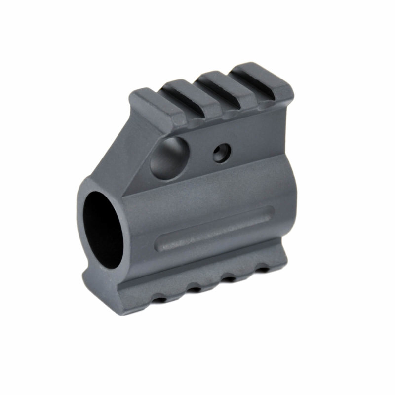 AT3 Tactical Railed Gas Block for AR15