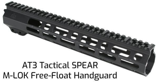 AT3 Tactical SPEAR M-LOK Free Float Handguard