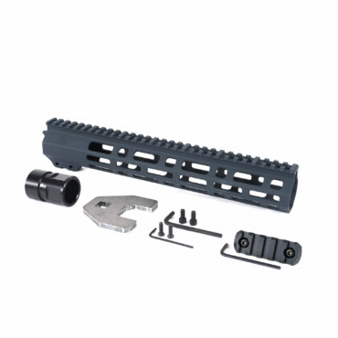 Open Box Return-GRay-AT3 M Lok Handguard Spear M-Lok for AR-15 12inch