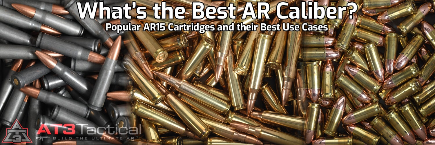 What Is the Best AR15 Caliber?