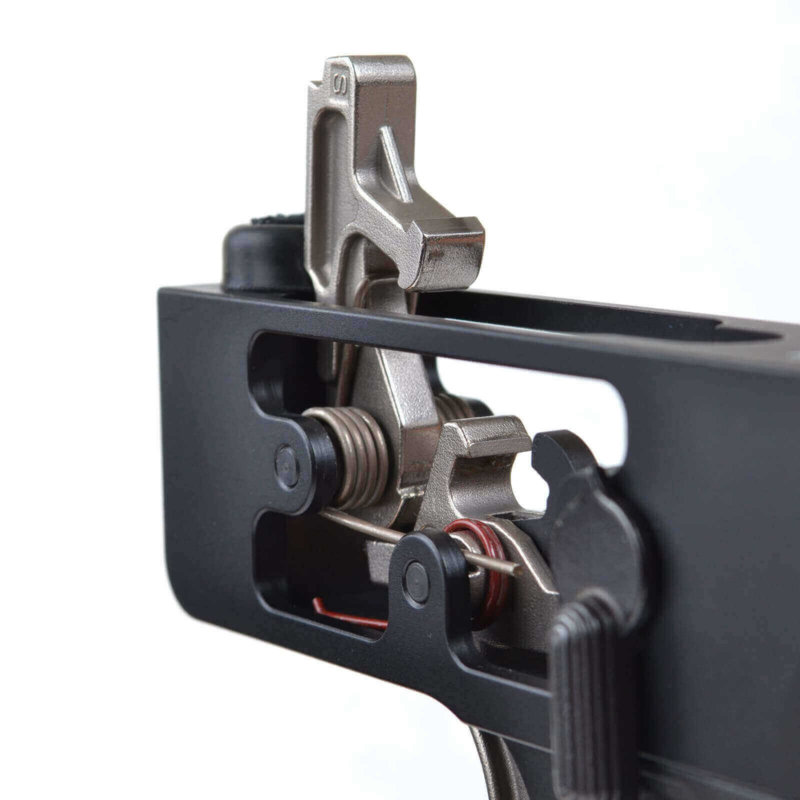 2 Stage Trigger Assembly for AR 15 by 1005 Tactical – 4 5 lb Pull Weight