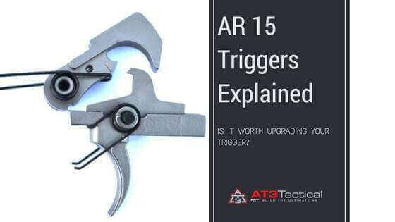 AR 15 Triggers Explained | AR 15 Upgrade | AT3 Tactical