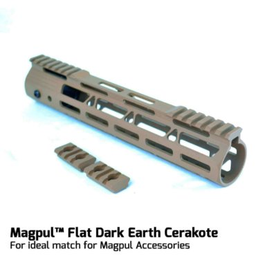 "AT3™ PROLOK M-LOK™ AR-15 Free Float Handguard - 10"" and 12"" Lengths"