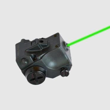 AT3™ Subcompact Green Laser - Handgun - CL-07G