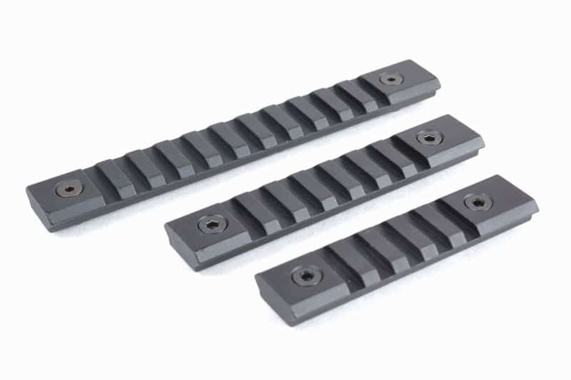 AT3™ Keymod Rail Section - 5, 7, 11 Slot Lengths