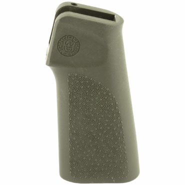 Hogue AR15 / M16 15 Degree Vertical - No Finger Groove (Polymer)