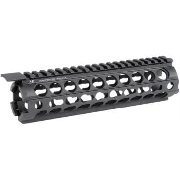 "MI 9"" AR-15 K-Series KeyMod Two Piece Drop-In Handguard - Mid-Length"