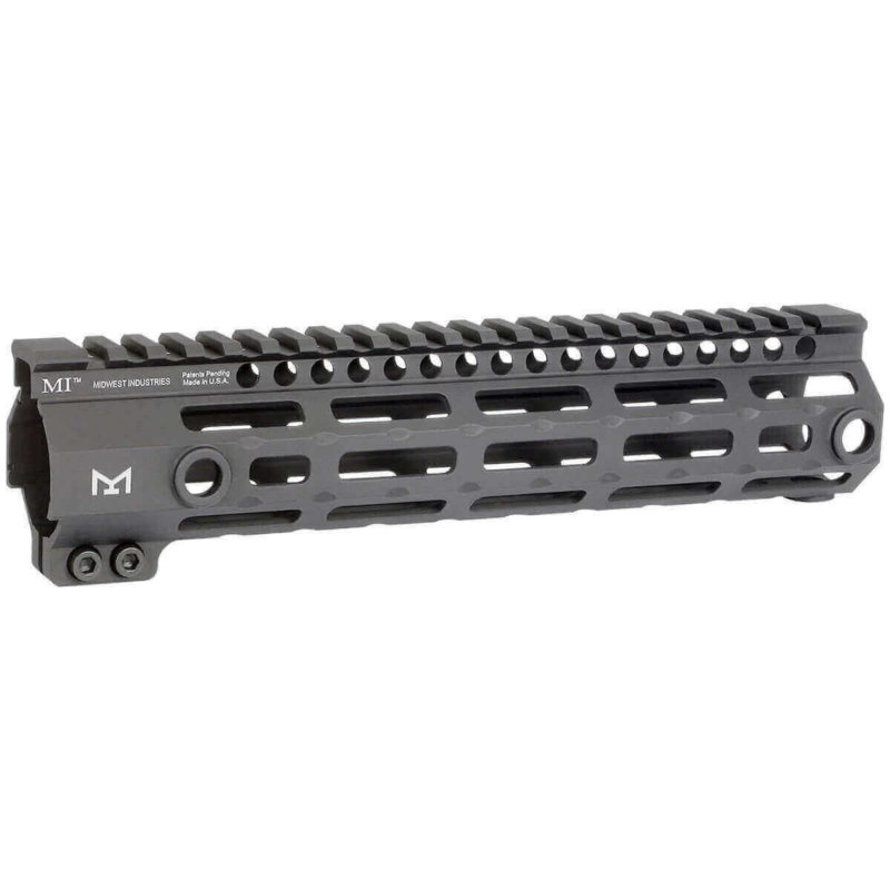 "OPEN BOX RETURN Black MI 9"" AR-15 Gen 3 M-Series Free Float Handguard - M-LOK"