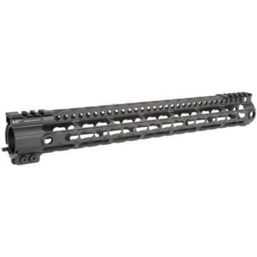 """MI 15"""" AR-15 Gen3 Lightweight Free Float Handguard - KeyMod"""