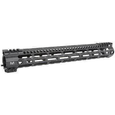 "OPEN BOX RETURN MI 15"" AR-15 Gen3 Lightweight Free Float Handguard - M-LOK"