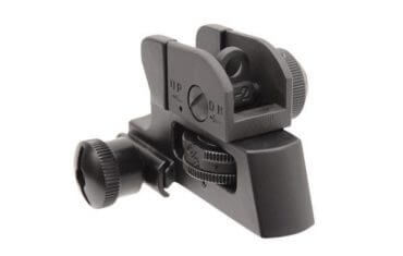 UTG Fixed Rear Sight - Detachable