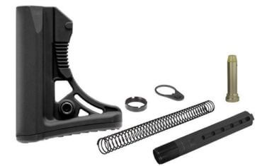 UTG PRO S3 Mil-Spec Buttstock Kit - All Parts Included - Buffer, Tube, Springs, & More