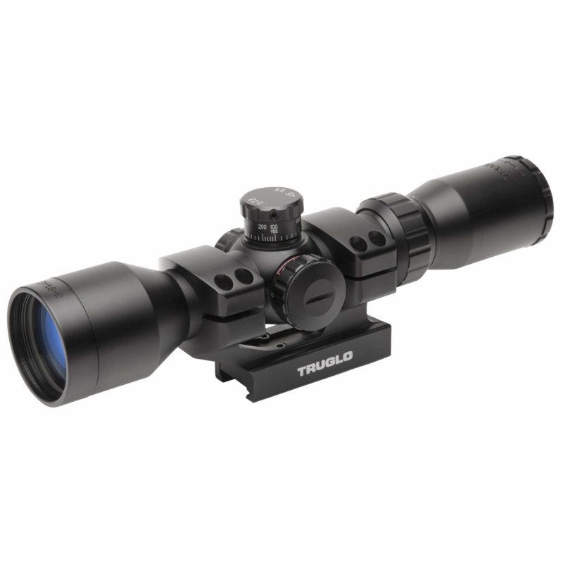 Truglo TRU•BRITE™ 30 3-9X42 Tactical Rifle Scope
