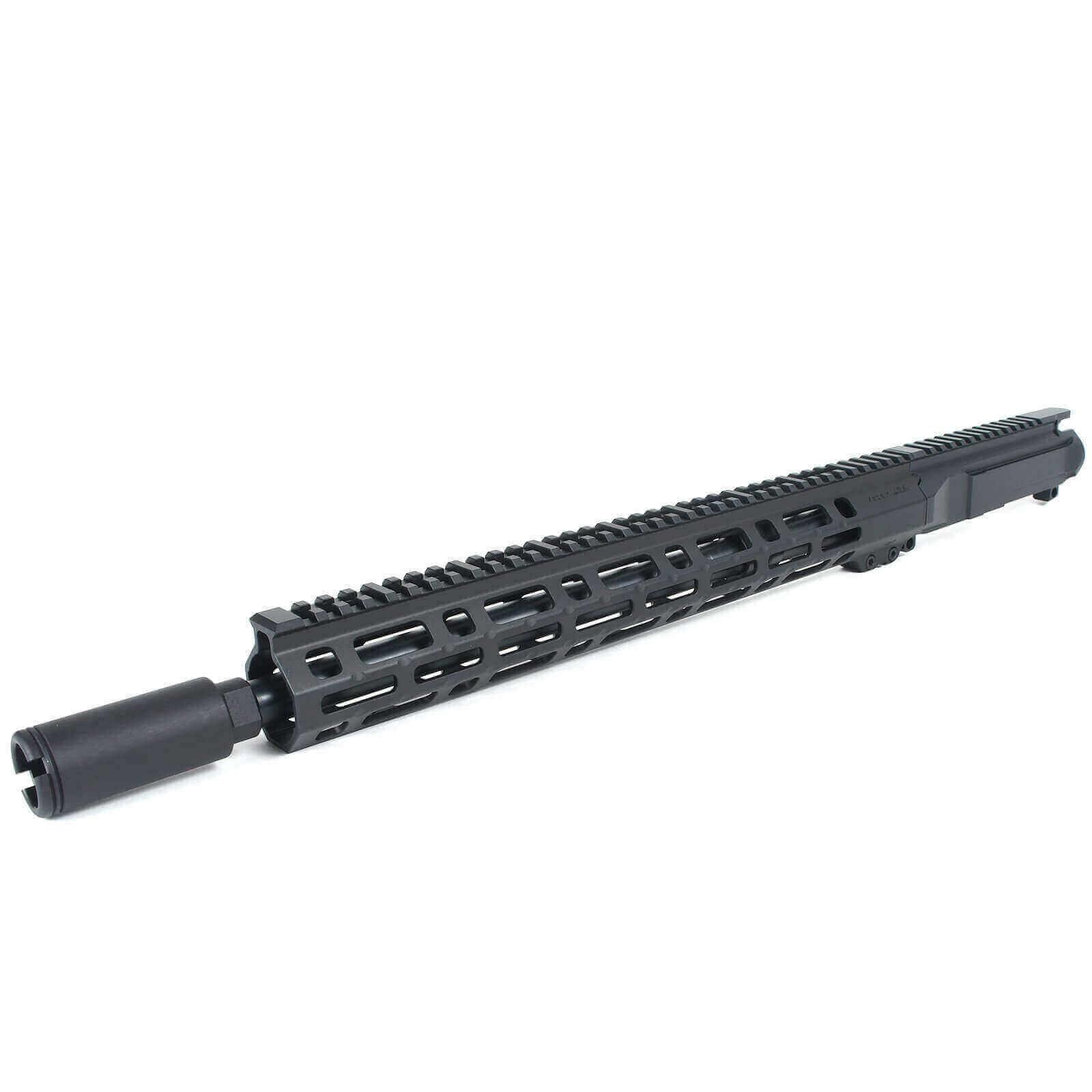 AT3™ FF-ML 16 Inch  300 BLK Complete Upper -  300 AAC Blackout 16 Inch  Ballistic Advantage Barrel - 15