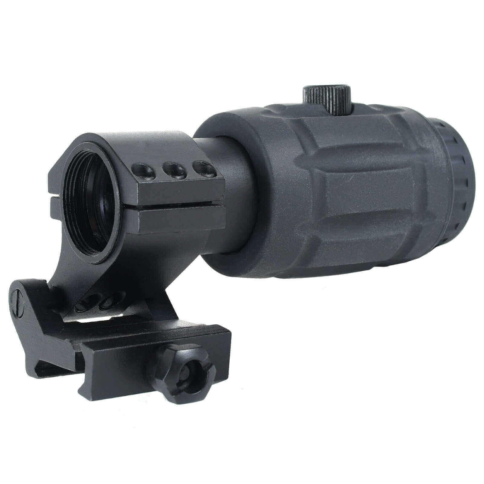 AT3™ RRDM™ 3X Red Dot Magnifier with Flip-to-Side Mount