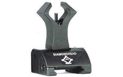 Diamondhead Front Sight - Folding - Same-Plane Height - AR15/M4/M16 - 1051