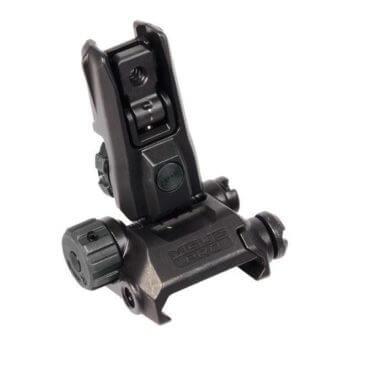 Magpul MBUS Pro LR Adjustable Rear Sight - MAG527