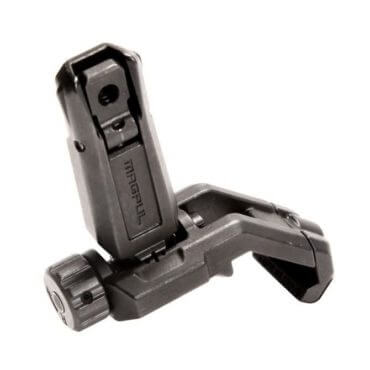 Magpul MBUS PRO Offset Rear Sight - MAG526