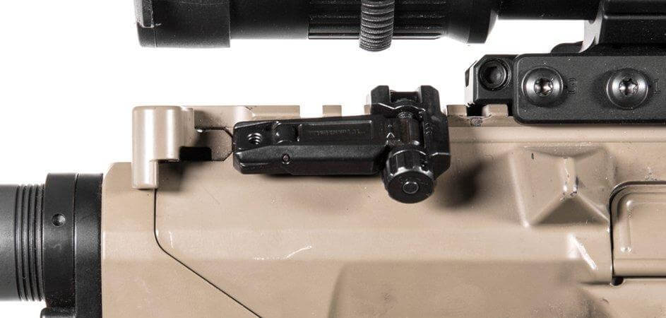 Magpul Mbus Pro Offset Rear Sight At3 Tactical