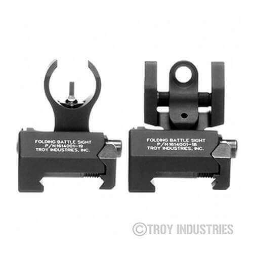 Troy Micro Sight Set - HK Style - Folding