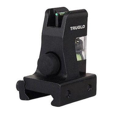Truglo AR-15 Front Fiber Optic Gas Block  - TG115