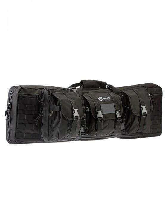 "Drago Gear 36"" Double Rifle Case - 4 Colors Available"