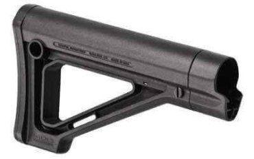 Magpul MOE Fixed Stock - Commercial Spec AR-15 - MAG481