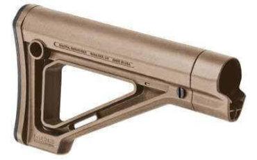 Magpul MOE Fixed Stock - Mil Spec AR-15 - MAG480