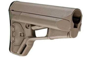 OPEN BOX RETURN Flat Dark Earth Magpul ACS Carbine Storage Stock - Mil-Spec AR-15 - MAG370-FDE-CLR