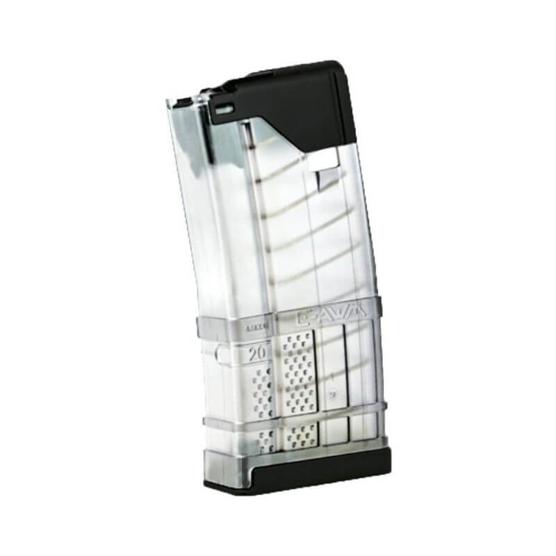 Lancer 20Rd L5AWM Advanced Warfighter Magazine - .223 Rem/556NATO - 3 Colors Available