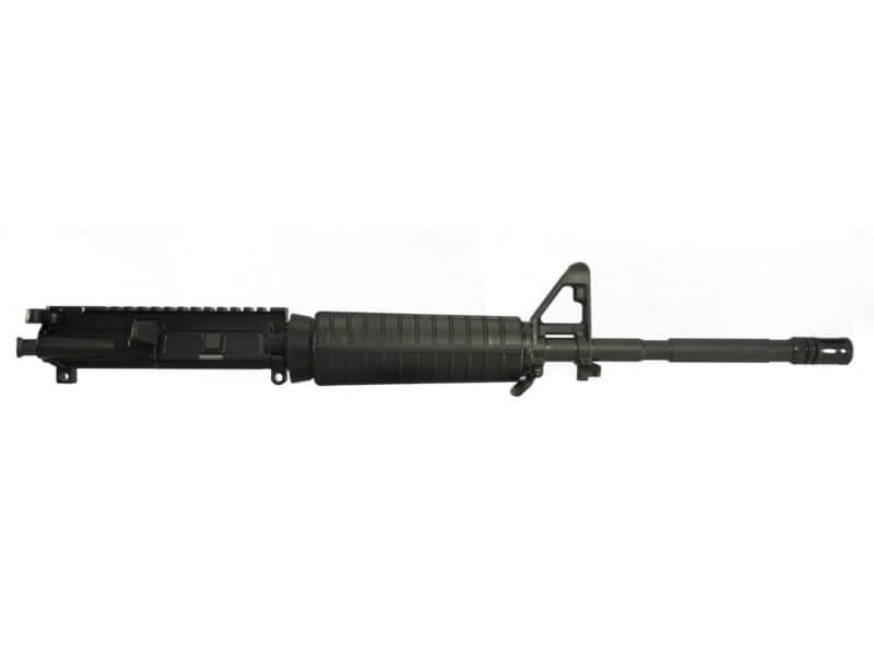 "Bushmaster AR-15 A3 Upper Receiver Assembly w/ Bolt Carrier Group - 5.56/.223 NATO 16"" Barrel"