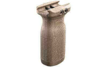 OPEN BOX RETURN Flat Dark Earth Magpul RVG Rail Vertical Grip - MAG412