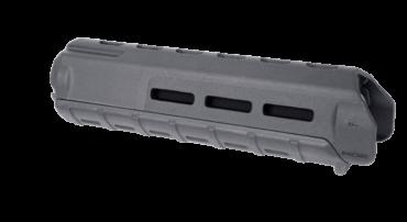 OPEN BOX RETURN Gray Magpul MOE M-LOK Handguard - Mid-length - AR15 - MAG426-GRY-CLR