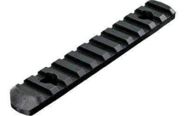 Magpul MOE Polymer Rail Sections Accessory Black 11 Slots MOE Hand Guard MAG409BLK