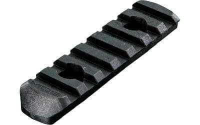 Magpul MOE Polymer Rail Sections Accessory Black 7 Slots MOE Hand Guard MAG407BLK