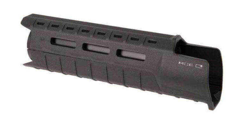 OPEN BOX RETURN Black Magpul MOE Slim Line AR-15 Handguard - Carbine Length - w/ M-LOK Slots - MAG538