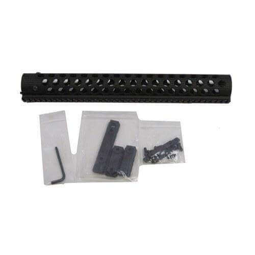 "Troy Alpha Rail 15"" Free Float Handguard"